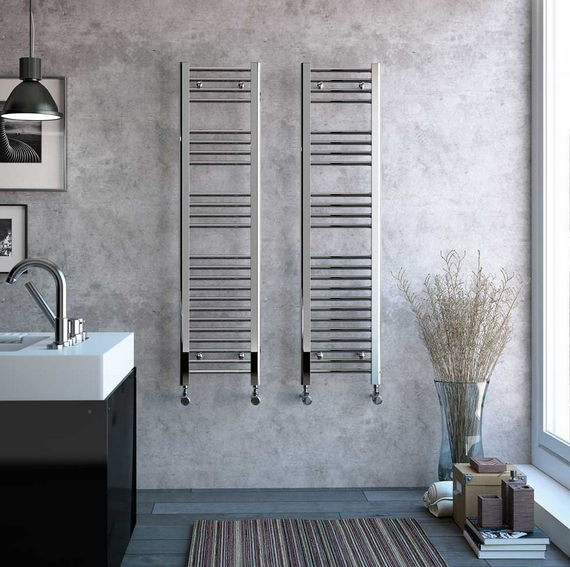 HOW TO CHOOSE A BATHROOM RADIATOR