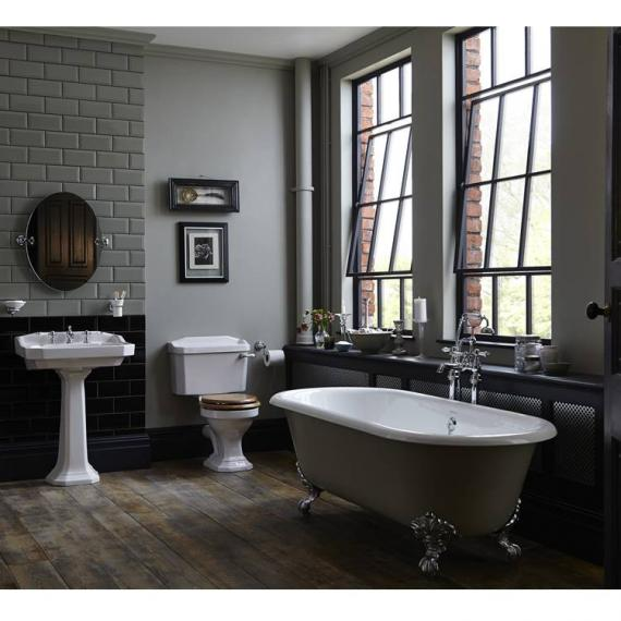 How to achieve an elegant bathroom