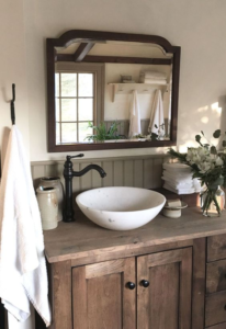 Farmhouse Bathroom Ideas To Get That Country Rustic Style Victorian Bathrooms 4u