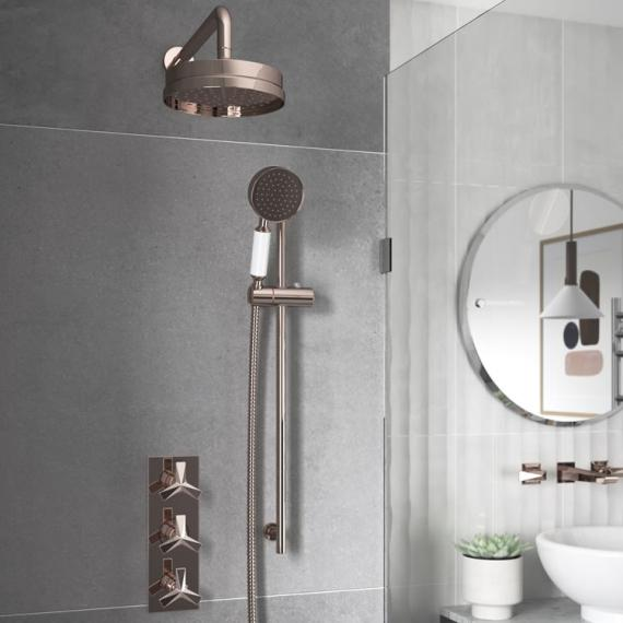 White and Gold Bathroom Ideas: How to create a stunning bathroom