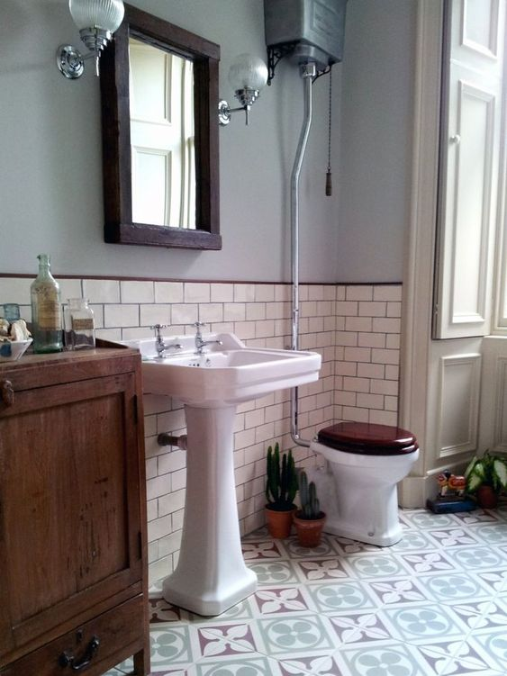 Edwardian Bathroom Ideas and Style Guide