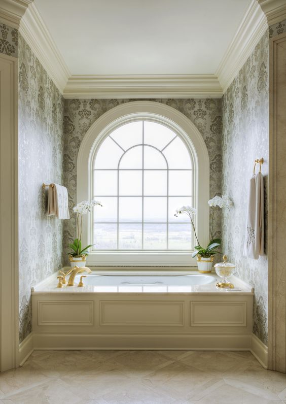 Georgian Bathroom Ideas and Style Guide