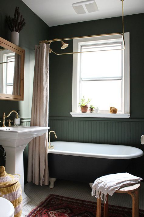 Period styles bathroom ideas: Georgian, Victorian, Edwardian and more