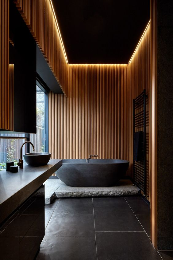 Modern bathroom suites: A design guide