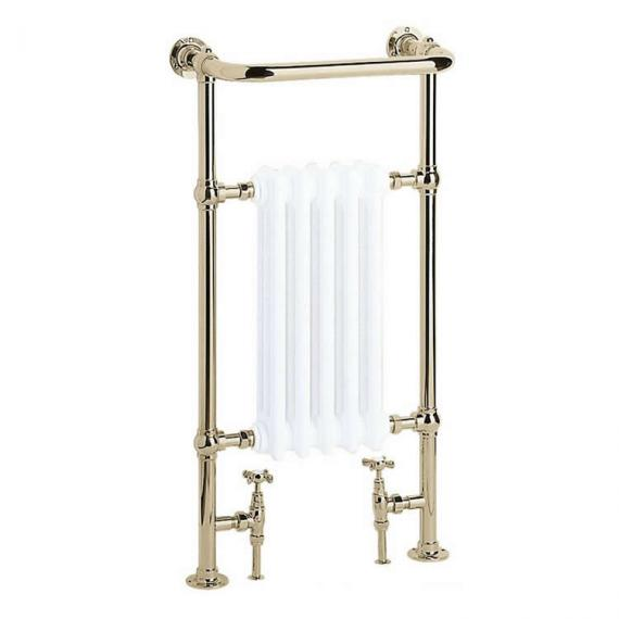 Heritage Baby Clifton Vintage Gold Heated Towel Rail
