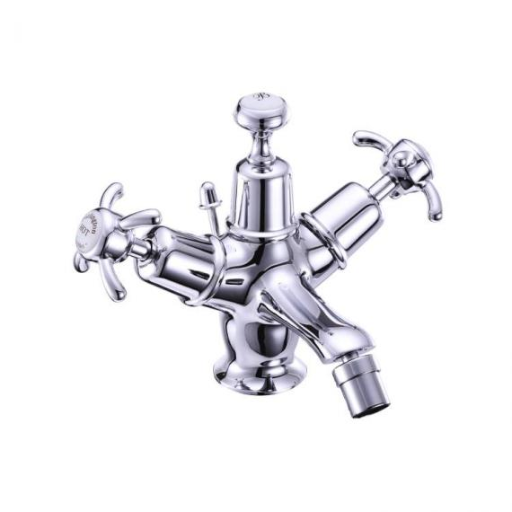 Burlington Anglesey Bidet Mixer With High Indice