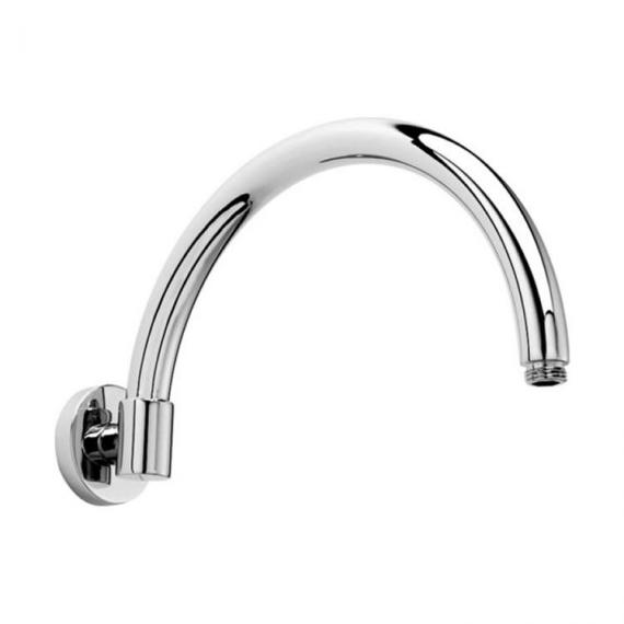 Hudson Reed Wall Mounted Curved Shower Arm