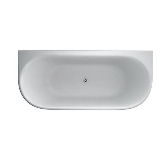 Burlington Avantgarde Back To Wall Freestanding Bath & Feet - Image 4