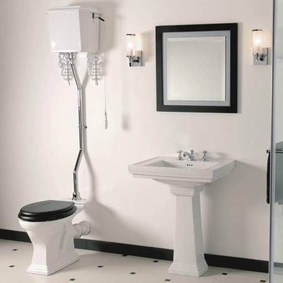 Imperial Astoria Deco High Level WC & Cistern