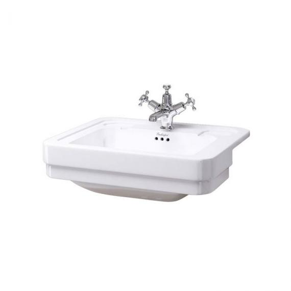 Burlington Semi Recessed Basin - Image 2