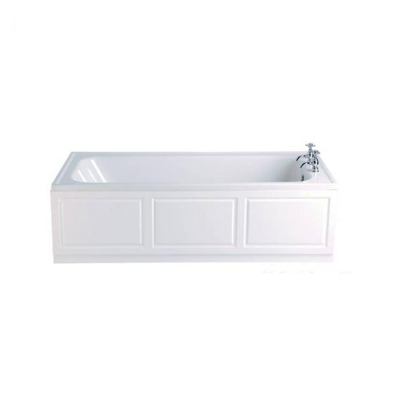 Heritage Victoria 1800 x 800mm Acrylic Super Deep Bath