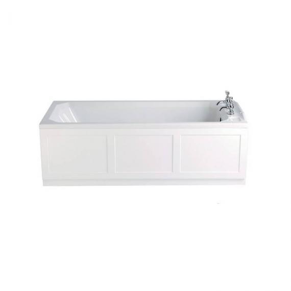 Heritage Granley 1700 x 750mm Single Ended Bath