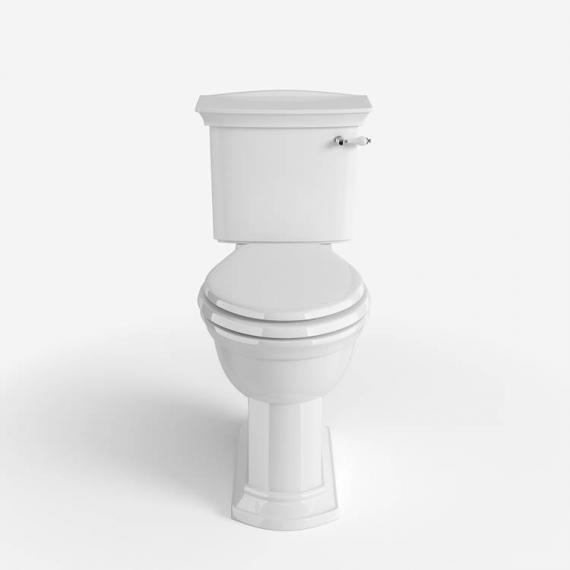 Heritage Blenheim Comfort Height Close Coupled WC & Cistern