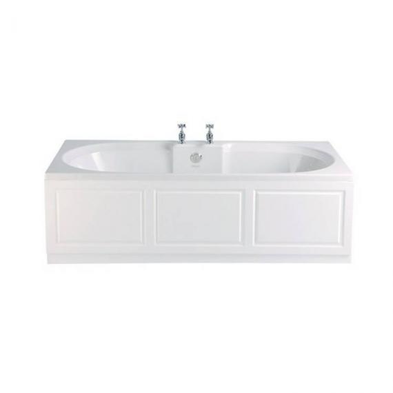 Heritage Dorchester Double Ended Acrylic Bath - 1800 x 800mm