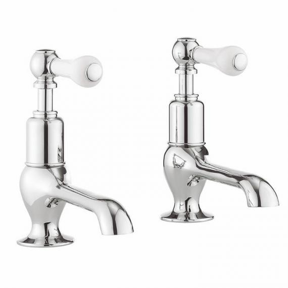 Crosswater Belgravia Lever Long Nose Basin Taps