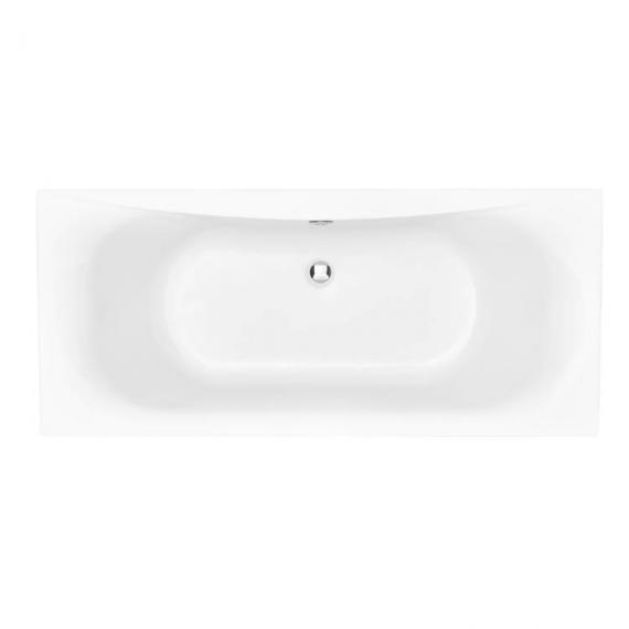Heritage Claverton Double Ended Acrylic Bath - 1700 x 750mm