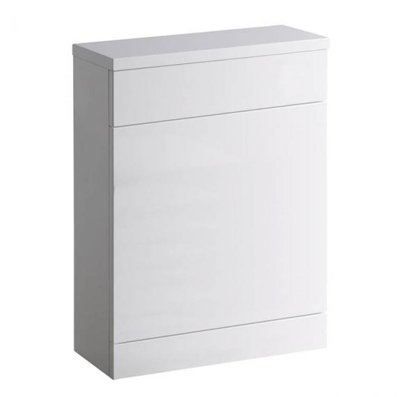 Roper Rhodes White Gloss 600mm Back To Wall WC Unit & Worktop