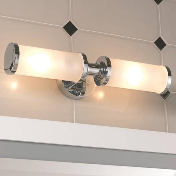Imperial Carlyon Double Wall Light Bathroom Lights