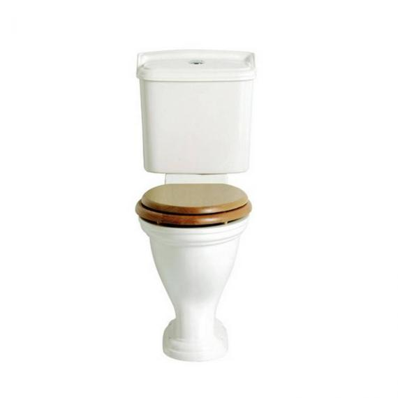 Heritage Dorchester Comfort Height Close Coupled WC & Portrait Cistern