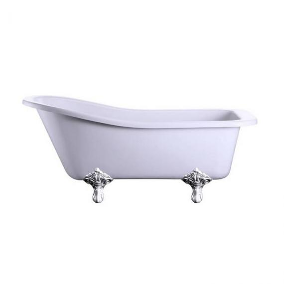 Burlington Harewood Slipper Freestanding Bath - Image 2