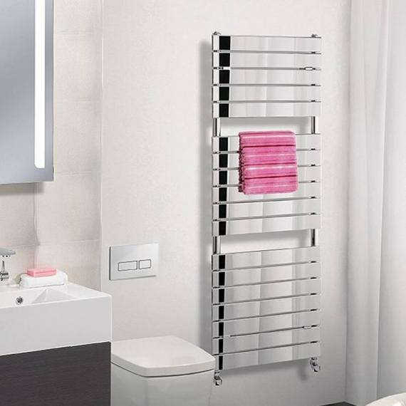 Bauhaus Elite 500mm Flat Panel Towel Rail