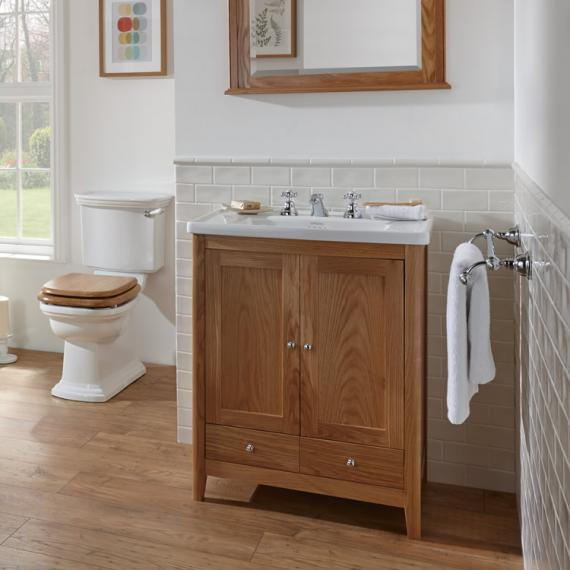Imperial Radcliffe Esteem Vanity Unit & Basin