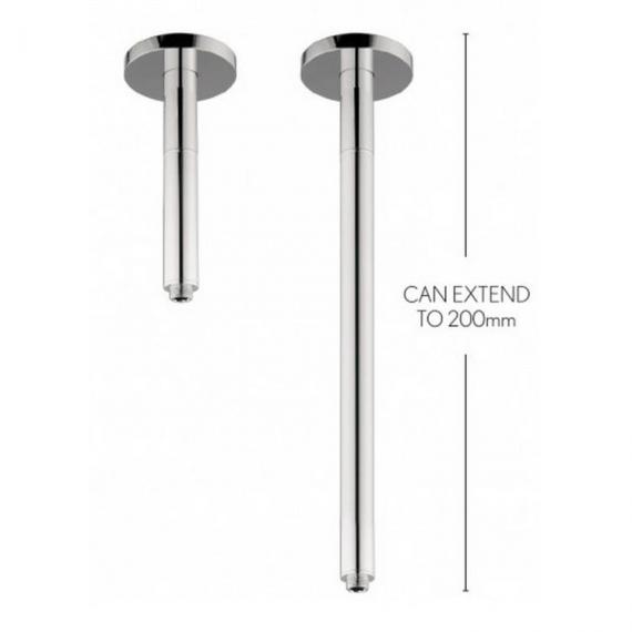 Crosswater Rex Ceiling Shower Arm
