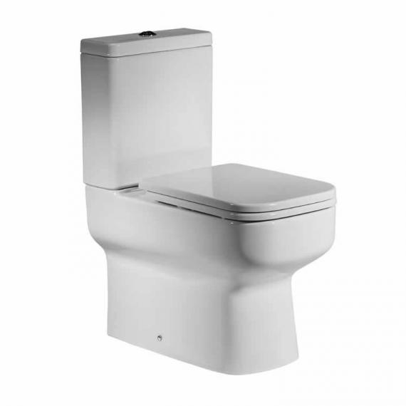 Roper Rhodes Geo Close Coupled WC, Cistern & Soft Close Seat - Image 2