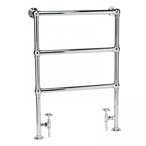 Hudson Reed Countess Chrome Heated Towel Rail =