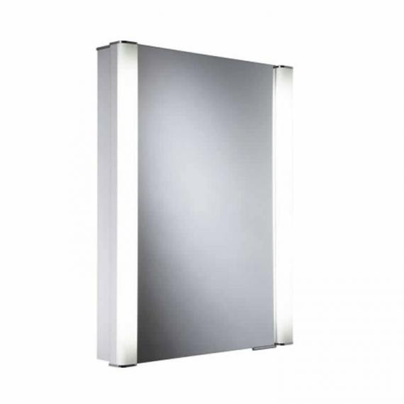 Roper Rhodes Illusion Recessible Mirror Cabinet With Lighting - Image 3