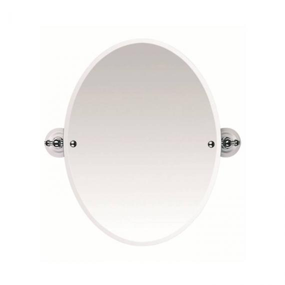 Imperial Cambridge Tilting Oval Bevelled Mirror