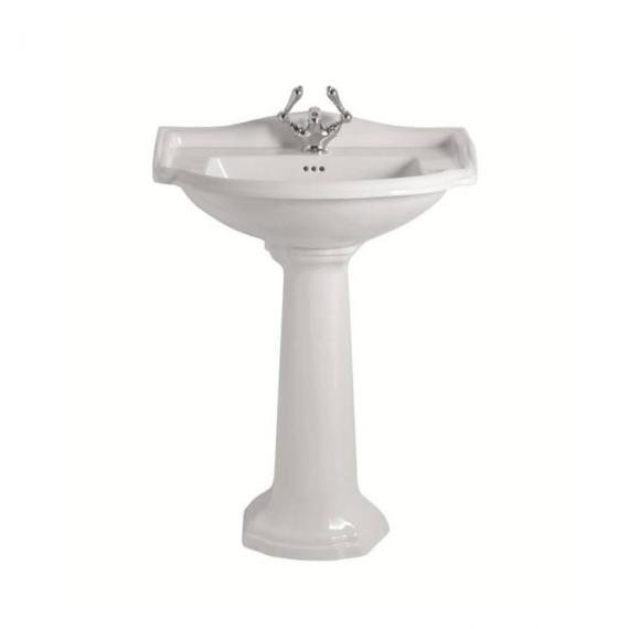 Imperial Drift Large Basin and Pedestal