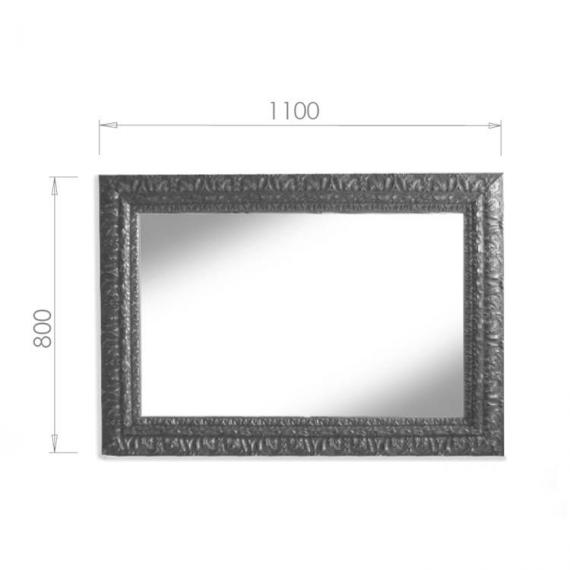 Imperial Florence Luxury Mirror Specification