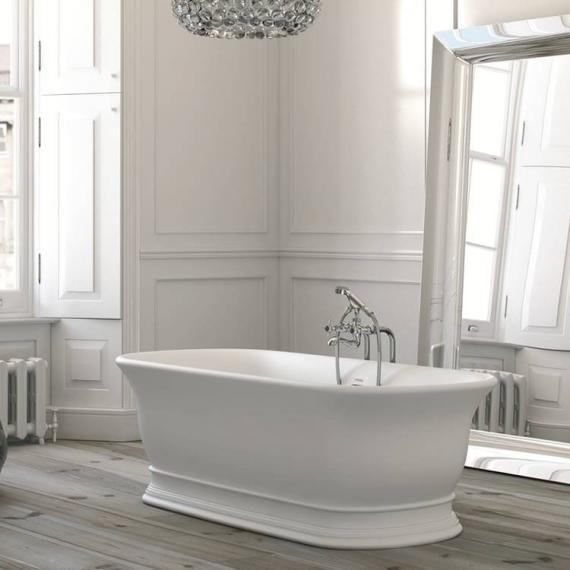 Imperial Marlow Double Ended Cian® Freestanding Bath