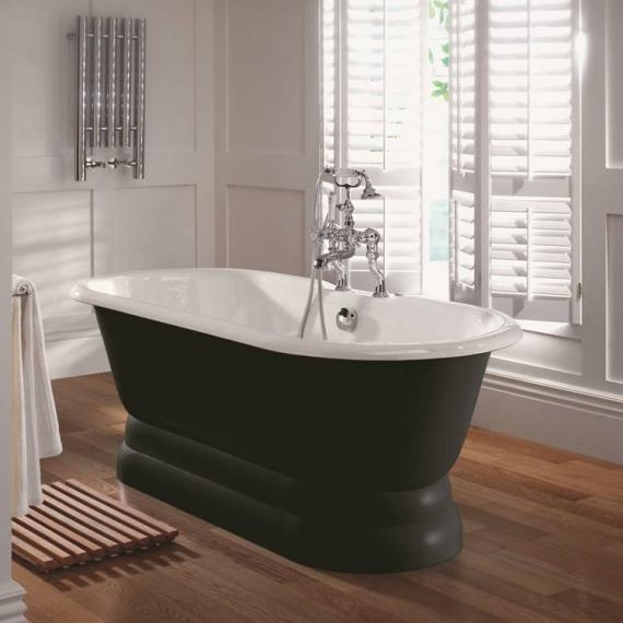 Imperial Bentley Marriot Double Ended Cast Iron Bath With Plinth