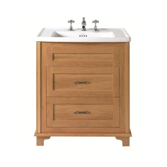 Imperial Radcliffe Thurlestone 2 Drawer Vanity Unit