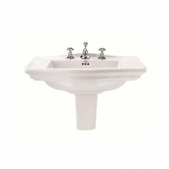 Imperial Westminster Large Basin and Semi Pedestal
