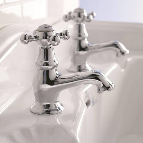 Imperial Westminster Basin Pillar Taps