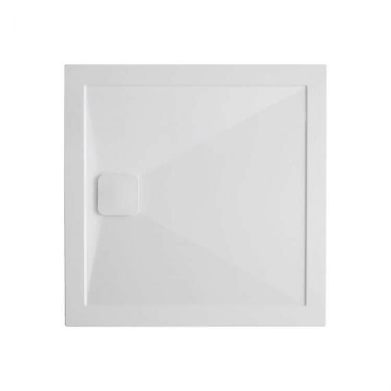 Simpsons Kai 25mm Stone Resin 900 x 900mm Square Shower Tray