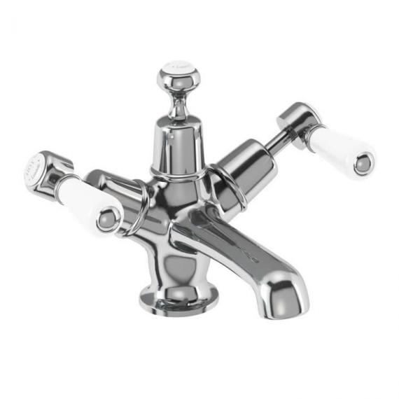 Burlington Kensington Basin Mixer With High or Low Central Indice & Waste
