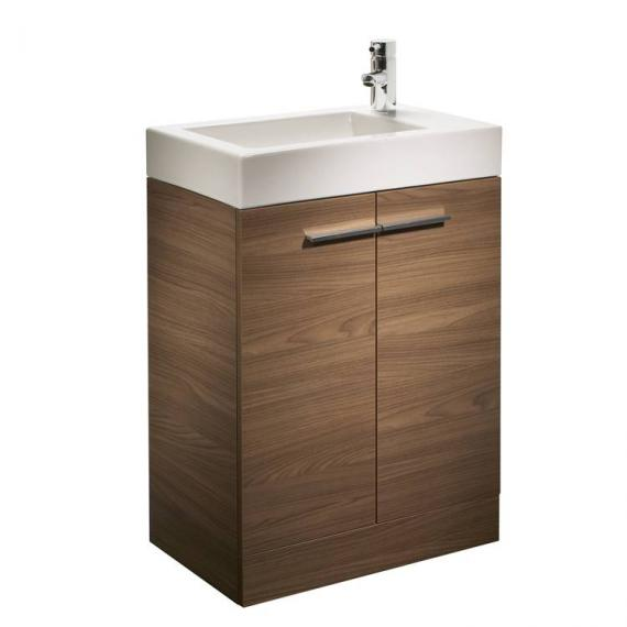 Tavistock Kobe 560mm Walnut Freestanding Unit & Basin