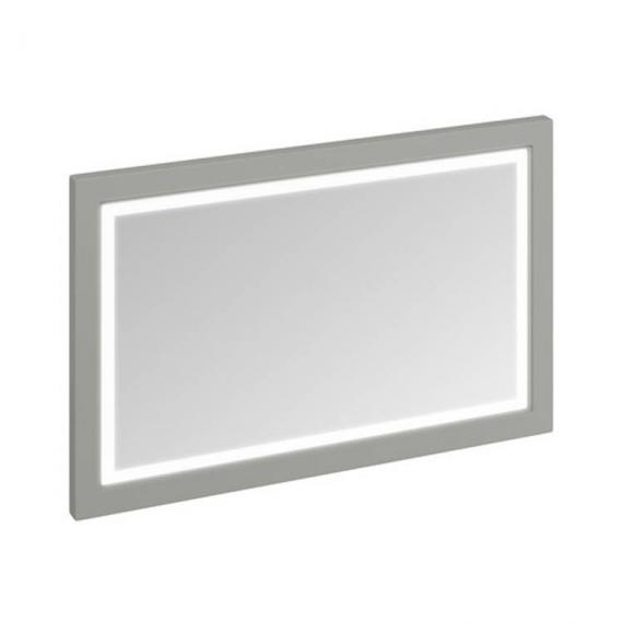 Burlington 1200mm Olive Framed Mirror With LED Illumination