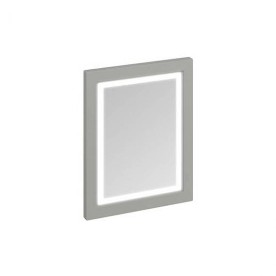 Burlington 600mm Olive Framed Mirror With LED Illumination