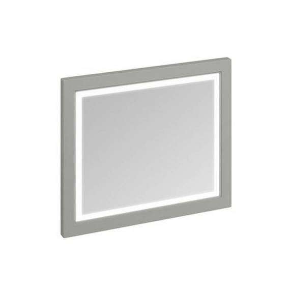 Burlington 900mm Olive Framed Mirror With LED Illumination - Spec