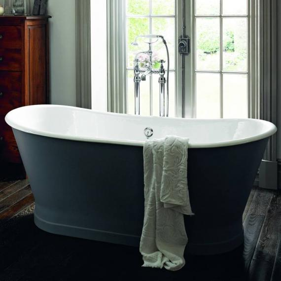 Heritage Madeira Cast Iron Double Ended Freestanding Bath