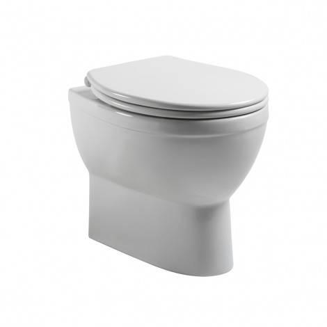 Roper Rhodes Minerva 515mm Back To Wall WC & Soft Close Seat - Image 2