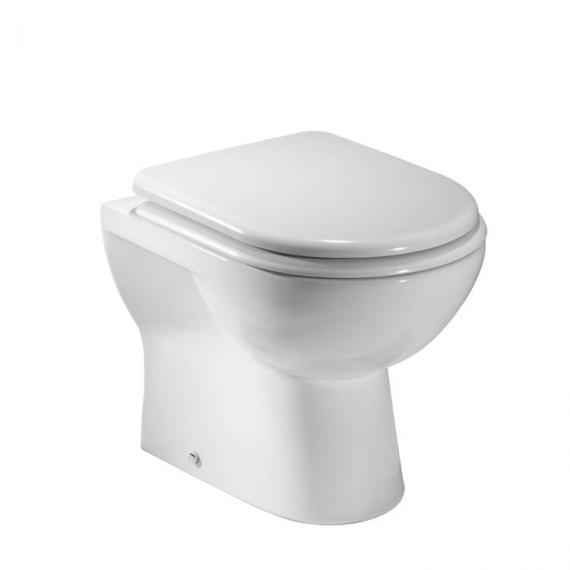 Tavistock Micra Short Projection Back To Wall Toilet & Soft Closing Seat - Image 2