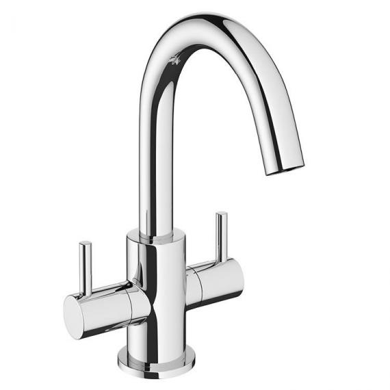 Crosswater Mike Pro Chrome Basin Monobloc