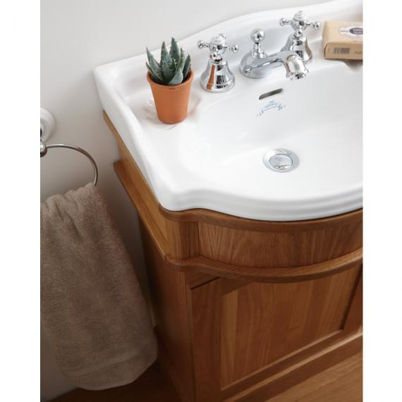 Imperial Oxford 1 Door Cloak Vanity Unit & Basin
