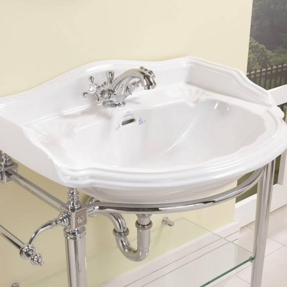 Imperial Oxford Basin Stand with Large Basin